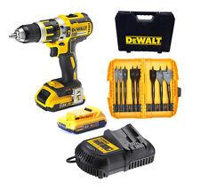 DeWalt DCD795D2 18v DCD795 Brushless Drill (2 2.0ah DCB183 & DCB105 ) + DT7943B