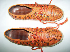 "SCARPE ""VICOLO DELL'ORO ""PYTHON SNEAKERSWOMAN SHOES n°37 MADE IN ITALY"