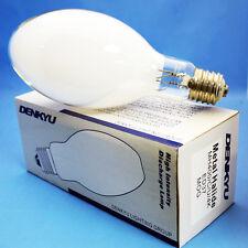 (12) MH400/C/U/4K/ED37 DENKYU 10458 400W Metal Halide Lamp MOG M59/E Coated Bulb