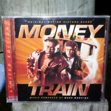 Money Train, Wesley Snipes & Woody Harrelson SCORE Mark Mancina La-La Land CD