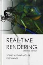 Real-Time Rendering, Second Edition