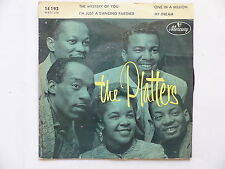 the PLATTERS The mystery of you 14192