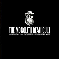 The Monolith Deathcult - Obliteration of the Despised LP
