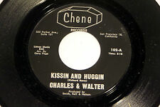Charles and Walter: Kissin and Huggin / Night   [NEW & Unplayed]