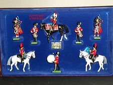 Britains 5290 royal scots dragoon guards édition limitée métal toy soldier set