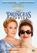The Princess Diaries (DVD, 2002)