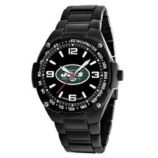 NEW YORK JETS NFL GAMETIME WARRIOR LUXURY SPORTS WATCH NFL-WAR-NYJ NEW IN BOX!