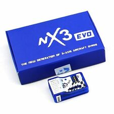 NX3 EVO 3-Axis Aircraft Gyros Flight Controller