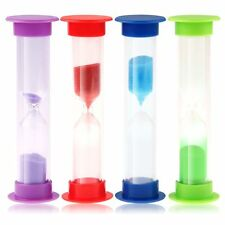 3 Minutes Sandglass Hourglass for Tooth Brushing Timer Shower Timer Desk Decor