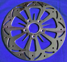 TWISTED VENOM BRAKE DISC ROTORS FRONT HARLEY ELECTRA GLIDE FLHT FLHTC ULTRA