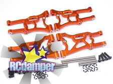 ALUMINUM FRONT & REAR LOWER ARM OR HPI 1/8 WR8 3.0 FLUX KEN BLOCK SUSPENSION