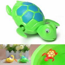 Children Pool Lovely Wind up Swimming Turtle Kids Baby Bath Time Animal Toy New