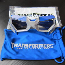 Transformers: Age of Extinction - Optimus Prime RealD 3D Promo Glasses NOT Prop