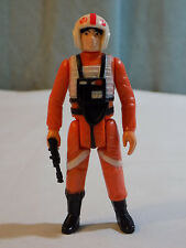 STAR WARS VINTAGE 1978 KENNER WAVE 2 LUKE SKYWALKER X-WING PILOT COMPLETE!