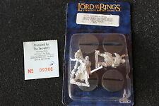 Games Workshop Lord of the Rings Ugluk and Vrasku Orc Captains x2 BNIB Metal