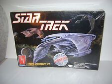 AMT/ERTL  1989 STAR TREK 3-PIECE ADVERSARY SET / SEALED/ NIB