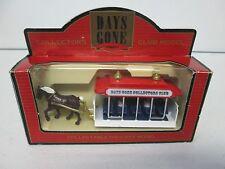 Lledo Days Gone Collectors Club Horse Drawn Trolley