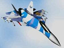 S-54 Combat Trainer Sukhoi S54 Airplane Kiln Dry Wood Model Replica Large New