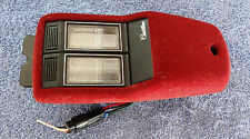 Original Late 80s-Early 90s Cadillac Overhead Roof Map Dome Light Lamp Emblem