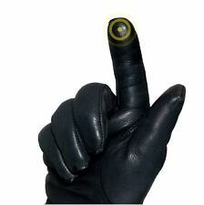 MOTORCYCLE TOUCH SCREEN GLOVE GLOVES NANOTIPS IPAD IPHONE ALL SCREEN DEVICES