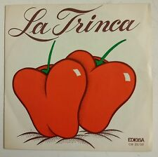 "La Trinca A Collir Pebrots Single 7"" Edición original del año 1970"