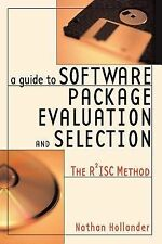 A Guide to Software Package Evaluation and Selection : The R2ISC Method by...