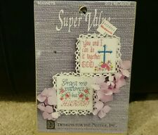 """Super Value #2012 """"Religious""""Magnets Designs For The Needle Kit"""