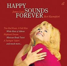 James Last / Bert Kaempfert - Happy Sounds Forever [New CD] UK - Import