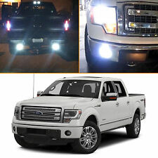 10x Premium White LED Exterior Light Package Kit 2009-2014 Ford F150 F-150
