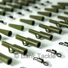 60 Piece Safety Lead Clip System Weedy Green Carp Fishing Tackle FREE POST (A1)