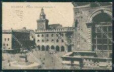 Bologna Città Tram cartolina XB5381