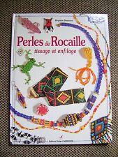 Livre Perles de rocaille tissage et enfilage volume 2 /BB16