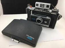 Vintage Polaroid Automatic Land Camera 455 Excellent Collector Condition Piece