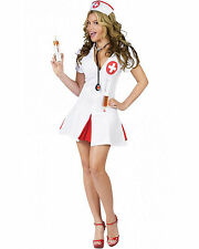 Say Ahhh! Sexy Adult Nurse Costume Shots Medium/Large 10-14