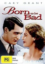 BORN TO BE BAD -Cary Grant & Loretta Young -DVD -NEW & SEALED -Never played - R4