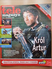 Tele Magazyn 11/2013 front CLIVE OWEN in. Liam McIntyre
