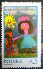 POLAND-STAMPS MNH Fi2729 Sc2582b Mi2877- The Chapter of Smile's Order,1983,clean