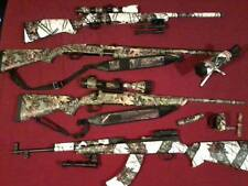 RIFLE Mossy Oak DUCK BLIND Camo Skin COVER KIT HUNTING SNIPER wetland cover