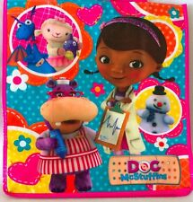 Disney Doc Mcstuffins Reusable Tote Bag Gift Treat Halloween Trick or Treat New