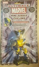 Wolverine The Ultimate Marvel Mini Bobble Head With Clip-On By Comic Images 2002