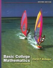 Basic College Mathematics: A Text/Workbook with Digital Video Companion and Cen