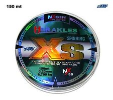 FILO HERAKLES XS COLMIC - 0,230 mm - 150 mt - SPECIAL SPINNING