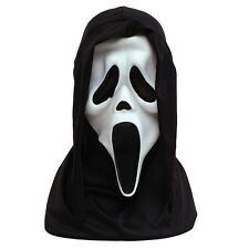 Fancy Dress #halloween spaventosa ufficiale MASCHERA SCREAM GHOST FACE