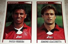 FIGURINA CALCIATORI PANINI 1998/99 REGGINA 577 ALBUM 1999