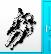 Wall Stickers Vinyl Decal Astronaut Space Universe Stars Kids Baby Room (ig1597)