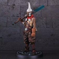 "LOL League of Legends EKKO Statue Figure Model 7.8"" PVC Collection Toys In Box"