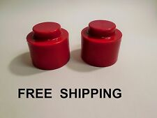 "00-14 Cadillac ESCALADE & EXT  2"" lift kit  REAR PolyUrethane RED coil spacer"