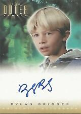 "Outer Limits Sex, Cyborgs...: A11 Dylan Bridges ""Josh Kress"" Autograph Card"