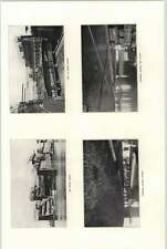 1922 Drydock Company Surabaya Self Docking Photographs 2