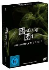 Breaking Bad - Die komplette Serie - 21 DVDs - Komplettbox - NEU & OVP